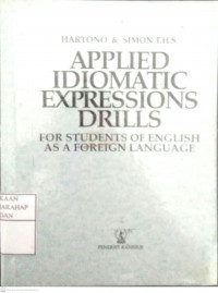 Image of Applied Idiomatic Expressions Drills