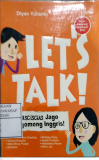 Image of Let's Talk